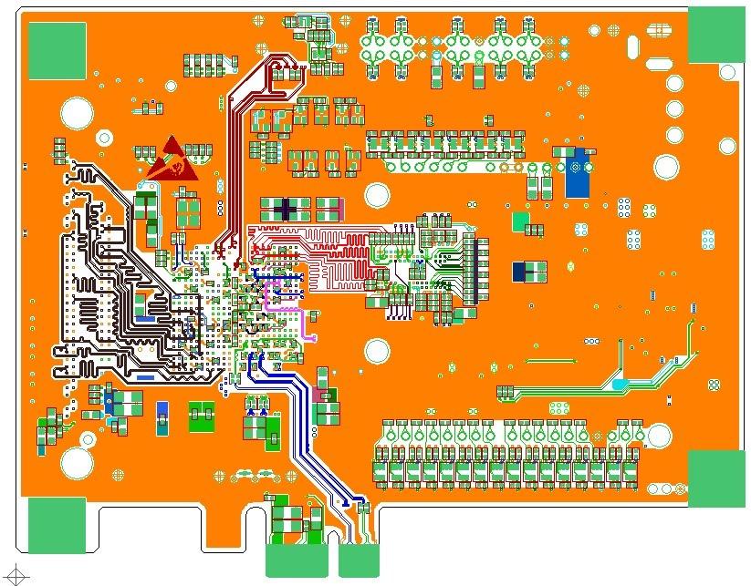 ACADEMINO ARTIX-7 PCB L10