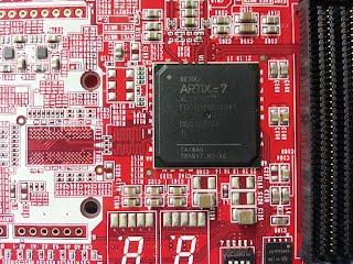 FPGA ARTIX-7 50T